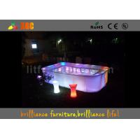 Wholesale Waterproof PL15 LED bars & bar table , Glowing bar furniture from china suppliers
