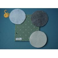 Quality Protective Polyester Non Woven Felt Fabric With Anti Slip Phthalate Dop Free Pvc Dots for sale