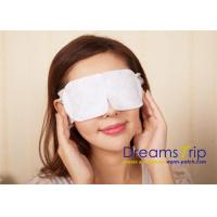 Wholesale Popular Disposable Eye Mask Heating And Release For Sleeping And Relax from china suppliers