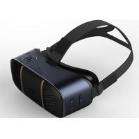 China Panoramic 3D Virtual Reality Glasses Helmet , Virtual Reality Smartphone Headset on sale