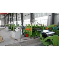 Wholesale Steel Metal Cut To Length Line High Precision For Cutting Coil Into Required Length from china suppliers