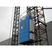 Wholesale Mini Mast Section Passenger / material Hoist for Building Site 750kg from china suppliers