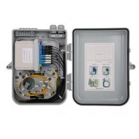 Buy cheap Waterproof FTTH 1X16 Fiber Splitter Distribution Boxes With Full Accessories from wholesalers