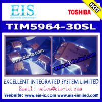 Wholesale TIM5964-30SL - TOSHIBA - MICROWAVE POWER GaAs FET from china suppliers