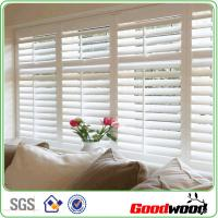 Wholesale PVC Aluminium Adjustable Louver Shutter from china suppliers