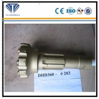 Wholesale 203mm Diameter DHD360 Water Well Drill BitsHigh Abrasion Resistant Cemented Carbide from china suppliers