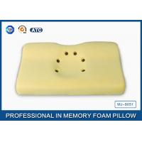 Wholesale Ergonomic Medical Magnetic Memory Foam Bed Pillow , Health Magnetic Therapy Pillow from china suppliers