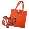 Fish Shopping Bags Colorful Foldable Bag Handle Bag Bags Reusable Eco Tote reusable grocery Bags for sale