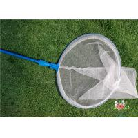 Wholesale Telescopic Professional Butterfly Catching Net , Stainless Steel Garden Insect Catching Net from china suppliers