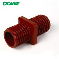 Wholesale YUEQING DOWE 10KV Epoxy Resin Busing TG-10Q/128 High Voltage Insulator BusBar Bushing from china suppliers