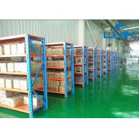 Wholesale Four Layers Light Duty Shelf , Adjustable Warehouse Storage Racks from china suppliers