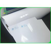 China Rolls 24 36  * 30m Satin Waterproof Photo Paper For Epson HP Plotter Printing on sale