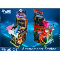 Entertainment Simulator Game Shooting Arcade Machines With 22 Inch Screen for sale
