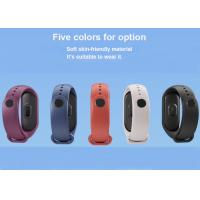 Wholesale OLED Big Touch Screen Sport Bracelet Watch Waterproof Lithium Polymer Battery from china suppliers