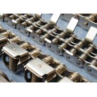 Buy cheap SS Wire Mesh Conveyor / Metal Wire Mesh Belt For Roasting Food Stuff from wholesalers