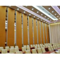 Wholesale Fireproof Movable Sound Proofing Conference Room Dividers Melamine Board from china suppliers