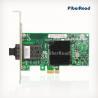 PCIe x1 1000Base-SX SC Port MM Fiber NIC (Intel 82575EB Based) for sale