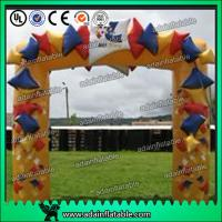 Wholesale Outdoor Event Inflatable Arch / Gate PVC Customized Inflatable Advertising Signs from china suppliers