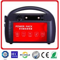 China Waterproof Portable Solar Generator For Camping , Solar Backup Generator 7.8Kg on sale