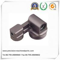 China Galvanized Precision Machined Parts , 5-Axis CNC Machining Service on sale