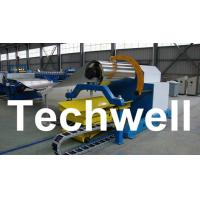 Wholesale 10 Ton Hydraulic Uncoiler Curving Machine With Coil Car With Coil Width 1500mm from china suppliers