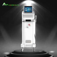 Wholesale OEM&ODM services 808nm laser hair reduction diode laser sapphire hair removal machine from china suppliers