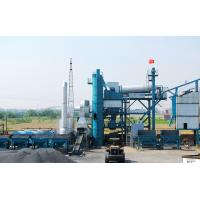 Buy cheap 130tph Hopper Elevator Asphalt Recycling Plant 3.6m Feeding Height 20kw Heater from Wholesalers