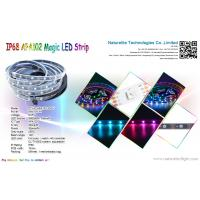 Wholesale Addressable IP68 APA102 Magic Color LED Pixel Strip Light for Buildings, Bridge or Underwater from china suppliers