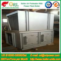 Wholesale Plant Boiler Steam Air Preheater APH For Petroleum Oil Chemical Industry from china suppliers