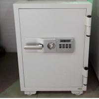 Wholesale Grey Durable Fireproof Filing Cabinets With Turn Key Lock Customized Size from china suppliers