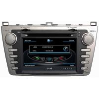 Wholesale Ouchuangbo car DVD GPS for Mazda 6 (2009-2011) with host TV S100 DVR screen audio video player from china suppliers