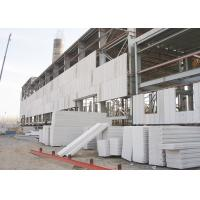 Internal Wall Sand Lime Lightweight Wall Panel Machine AAC Slab Plant