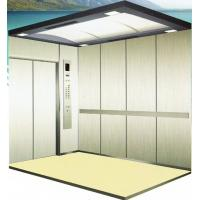 Buy cheap Stable And Reliable Double Door Elevator  High Strength With Machine Room from Wholesalers