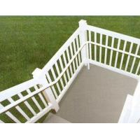 Wholesale silver Exterior Aluminum Hand Railings with T4 , T5 , T6 Temper from china suppliers