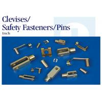China Zinc Plated Stainless Steel Clevis Pin Safety Fasteners For Lawn / Garden on sale