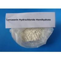 Wholesale Pharmaceutical Raw Material Lorcaserin Hydrochloride CAS 846589-98-8 from china suppliers