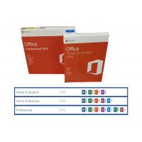 Wholesale Web Download Free Microsoft Office 2016 Pro Product genuine Key Code from china suppliers
