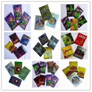 Wholesale Herbal Incense, Zipper Bag, Foil Mylor, Zipper Bag, Spice Potpourri, Zipper Bag, Custom from china suppliers