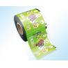Buy cheap Printed Food Packaging Plastic Roll Film,Pe Packing Film,Plastic Roll Film from wholesalers