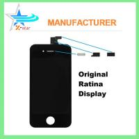 Wholesale Black LCD Display+Touch Screen Digitizer Assembly Replacement for iPhone 4 from china suppliers