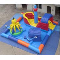 Wholesale Inflatable Baby Funpark/land, Inflatable Funcity from china suppliers