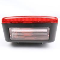 Wholesale 12 - 24v Single Trailer Lamp OEM Truck Tail Light PMMA Material OEM Standard from china suppliers