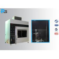 Vertical / Horizontal Flame Apparatus Lab Testing Equipment 5V / HB/ V-0/1/2 UL94 for sale