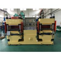 China 400 Ton Rubber Brake Pad Making Machine For Car Brake System Double Production Capacity for sale