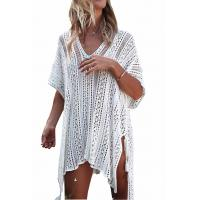 Wholesale Fashion  lace  Women Beach Swimwear Coverups Crochet Dress-Anti-UV, Breathable, Nontoxic, Plus Size, Quick Dry from china suppliers