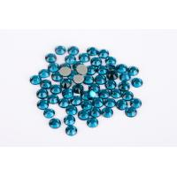 Wholesale Lead Free Hotfix Crystal Rhinestones High Color Accuracy Wear Resistance from china suppliers