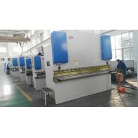 Buy cheap Manual Sheet Metal Press Brake Machine Second Hand 160T Hydraulic Bending Machine from Wholesalers
