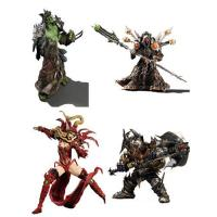 Wholesale World of Warcraft anime Figurine,action figure from china suppliers