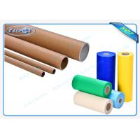 Wholesale 3 Inch / 2 Inch Paper Core PP Spunbond Non Woven Fabric / non woven polypropylene fabric from china suppliers