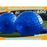 Full Color Inflatable Zorb Ball Water - Proof Logo Printing For Bowling